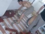 苏州专业拆除家庭装修前的室内拆除打墙打地面打瓷砖