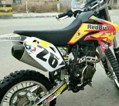 250越野摩托车高赛