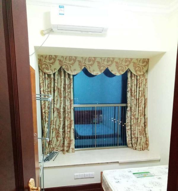 租租恒大城三房二厅92方豪华装修家私家电全齐全新仅租1800