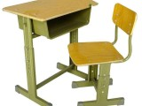厂家批发零售学生课桌椅学生补习桌培训桌椅高低可调的课桌椅