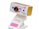 不得不爱TR350自拍神器土豪金高清不变色红外线摄像头带录像功能