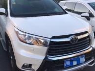 上海租丰田汉兰达SUV,现提供自驾租车,婚车租赁,企业用车