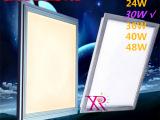集成吊顶led平板灯 面板灯铝扣板吊顶超薄LED灯具节能照明批发
