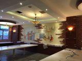 墙绘手绘3D彩绘涂鸦壁画立体国画油画艺术