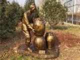 历史雕塑 玻璃钢仿铜人物雕塑 佛山佰汇景观雕塑厂