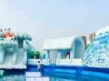 天蕊游乐供应水上乐园 水上漂浮物 儿童滑梯 支架水池充气水池