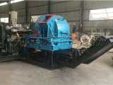 移动式木材柴油粉碎机