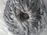 山东不锈钢纤维-纺纱不锈钢短纤维