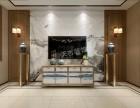 同景国际香阁华颂装修茶园联排别墅设计新中式风格