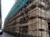 上海鋼管腳手架附近腳手架搭設