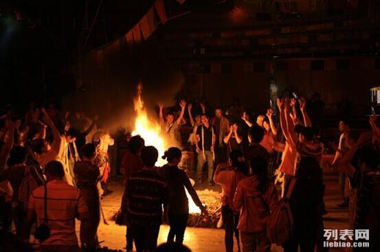 常德适合搞篝火晚会的地方烤全羊烧野味煮柴火饭自助农庄
