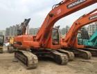 斗山DH220 挖掘机 (全国包送质保一年)更多优惠电话咨询