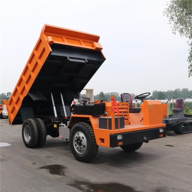 济宁和丰机械矿用翻斗自卸车,有矿安标,可定制