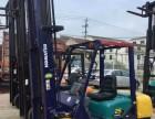 上海优质新款二手小松3吨柴油叉车热销中 大小吨位齐全