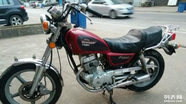嘉陵本田125cc