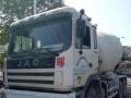搅拌运输车 个人转让一台JAC大12方搅拌