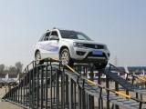 汽车试驾坑洼路出租,轮胎路、驼峰、侧坡租赁、单边桥出租
