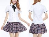 高端定制 日韩校服JK制服学生装COS班服学院风套装  英伦海军