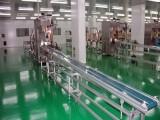 松江厂房装修车间隔断桥架电缆安装灯具照明布线安装
