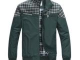一件代发批发14年爆款春秋装男士夹克休闲宽松商务学生装上衣外套