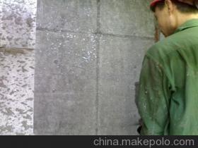 墙面喷浆施工