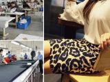 淘工厂-半身裙淘宝女装来图来版加工定制 服装加工厂小批量广州