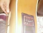 木吉他出售可插电