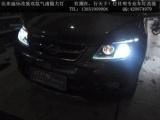 南京 比亚迪S6大灯改装Q5透镜 LED