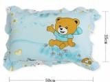 婴幼儿童保健枕套 全棉花边卡通枕头套 床上用品厂商家直销批发