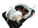厂家直销 NO.515狼博旺头戴式电脑耳机 耳机批发