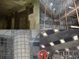 潮州商场改造-商场柱加固