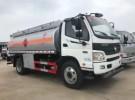 福田高配置7吨油罐车 包上户 可分期面议