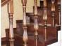 品家楼梯错层实木楼梯木质楼梯设计橡木楼梯榉木楼梯