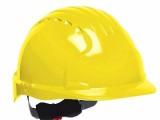 洁适比尼龙内衬调整轮安全帽