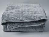 重力毯绗缝被套 减压毯睡眠毯