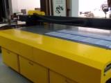 创业机型 瓷砖背景墙UV打印机 瓷砖3d浮雕平板