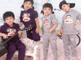 童装 男女童秋装潮童儿童休闲运动套装小中大童卫衣两件套
