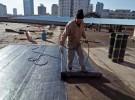 天津防水立群公司专业屋面彩钢房阳台地下室卫生间等防水工程