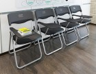 巴南区办公桌椅折叠桌培训桌办公沙发上下铺铁床批发