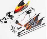 V911飞机全套配件 4通单桨飞机配件 飞机零件 航模专用配件 风叶