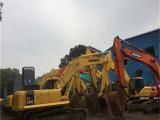 秦皇岛二手挖掘机交易市场低价出售小松卡特沃尔沃神钢日立大小型