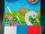 马赛克贴画贴纸 幼儿园儿童手工制作玩具