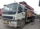 三一40米二手泵车三一45米泵车供应