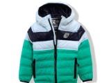 外贸冬装ZARA童装同款儿童棉衣男童时尚