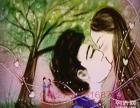 重庆沙画,14年他为了相恋8年的她在万人瞩目下用沙画向她求婚
