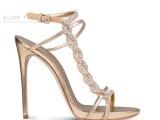 2014夏天新款女凉鞋  高甜美时尚女高跟凉鞋批发  女高跟鞋子直销