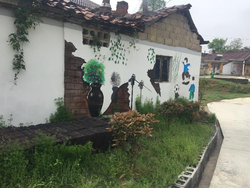 蚌埠专业墙绘 承接各种墙绘工作