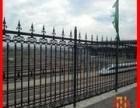 东丽区庭院围栏/护栏安装,定做铁艺大门加工厂家