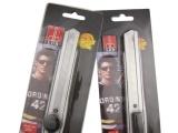 【安全壁纸刀】墙纸刀 LDH-A231螺丝锁铝合金美工刀 厂家正