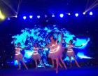 创意节目表演 玻璃人舞蹈 人屏互动 激光舞 电光舞 荧光芭蕾